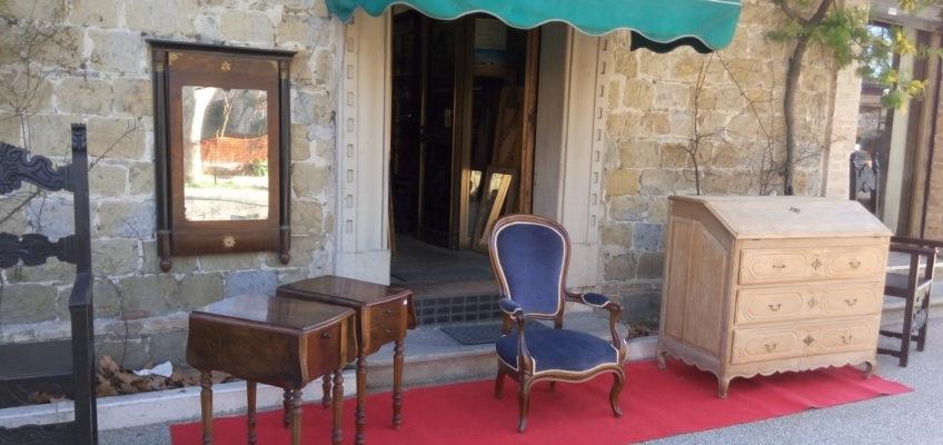 Antichità S. Andrea - negozio d'antiquariato a Perugia